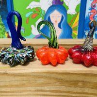 Solid Glass Pumpkin Workshop