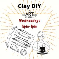 Clay DIY on Wednesdays