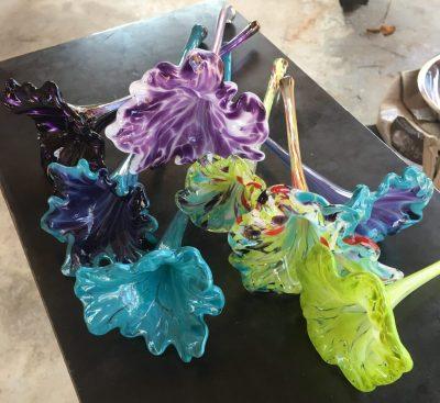 Glass Flower Workshop