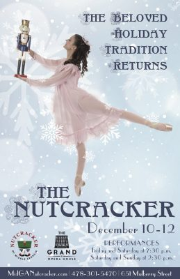 Auditions for Nutcracker of Middle Georgia