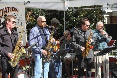 Jazz & Arts on Riverdale