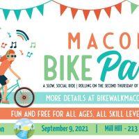 Macon Bike Party - Ocmulgee Exploration