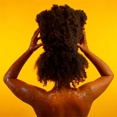 Nine Years of Detangled Afro Hair Art exhibit by S...
