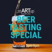 Saturday Beer Tasting Special