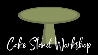 Ceramic Cake Stand Workshop