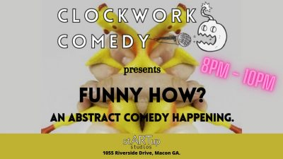 Funny How? An Abstract Comedy Experience