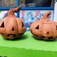 Ceramic Jack-O'-Lantern Workshop