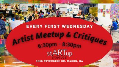 Artist Meetup & Critique Night