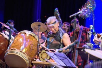 Kenny Endo Taiko Ensemble