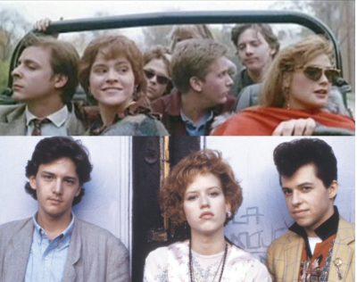 The Brat Pack Double Feature (Pretty in Pink and St. Elmo's Fire)
