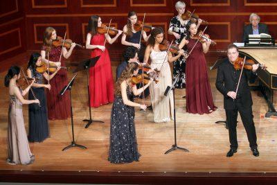 Fabian Concert Series: December Delights