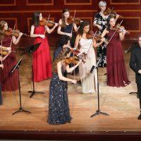 Fabian Concert Series: April's Au Revoir