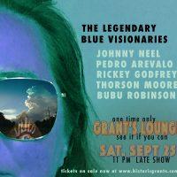 The Legendary Blue Visionaries