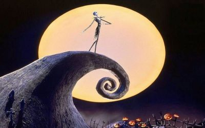Movies in My Park - The Nightmare Before Christmas