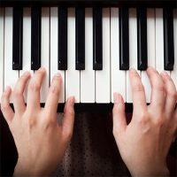 Wesleyan Faculty Piano Trio - 6 Hands Keyboard Jam!