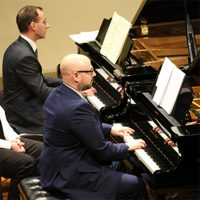 Artist Piano Duo--An Evening of French Piano Music