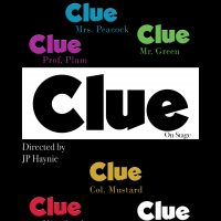 Clue: on stage