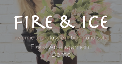 Floral Demo at Fire & Ice