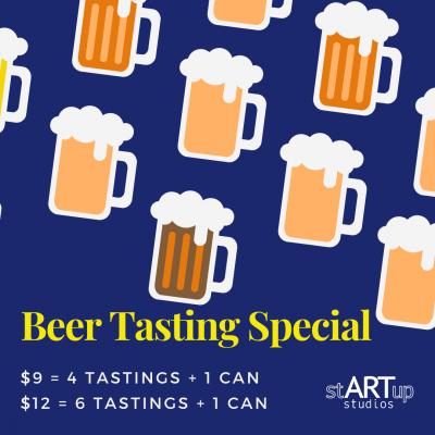 Beer Tasting Special