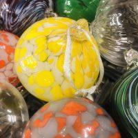 Blown Glass Ornament Saturday Workshop