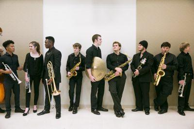 Mercer Jazz Combo Concert