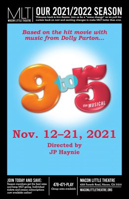 MLT presents 9 to 5 the musical