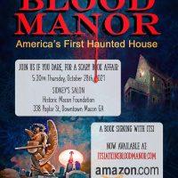 Sidney's Salon - _Itsi Atkins' Blood Manor: America's First Haunted Hause_