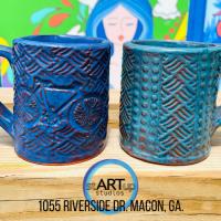 Textured Mug Class