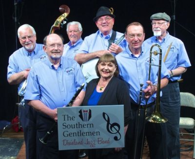Dixeland Band Southern Gentlemen