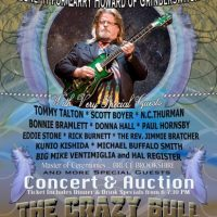 Southern Rock Revival Benefit & Auction for Larry Howard