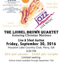 Evening of Jazz including Live & Silent Auction