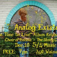 Analog Existence album release party