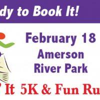 Bookin' It 5K and Fun Run
