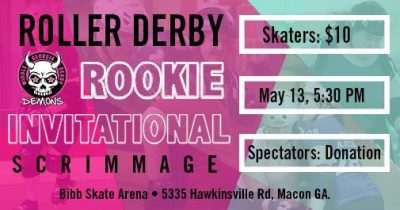 Roller Derby Rookie Invitational
