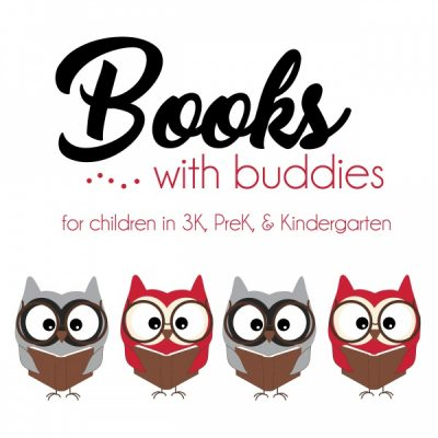 Books with Buddies - Fall in Love with Art
