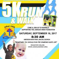Joshua's Wish 5K Run/Walk