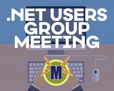 .NET Users Group Meeting