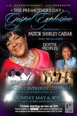 Shirley Caesar in Concert