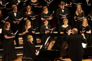 The Mercer Singers Farewell Concert
