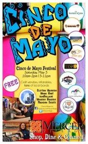 Cinco de Mayo Festival in Mercer Village