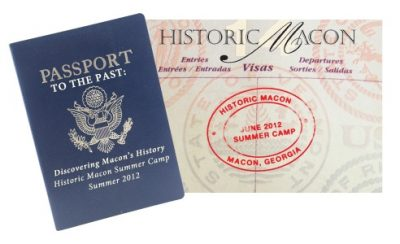 Passport to the Past: Discovering Macon's History
