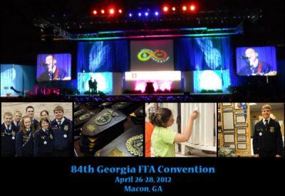 84th Georgia Future Farmers of America State Convention