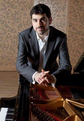 Michael Brown, pianist