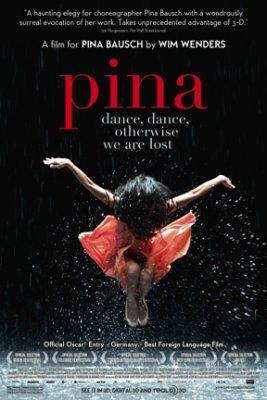 """Pina"" Documentary Film Screening hosted by Macon Film Guild"