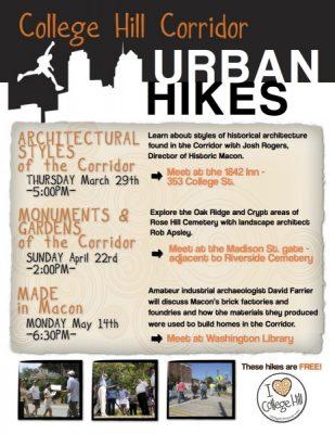Urban Hike: Made in Macon