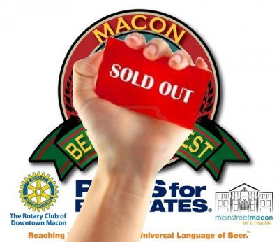 Macon Beer Festival (SOLD OUT)