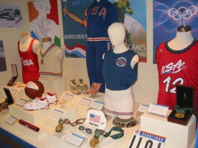 The Gold Standard: Olympic Gold Medalists in the Georgia Sports Hall of Fame