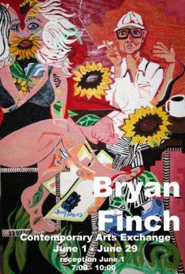 Bryan Finch First Friday Exhibit