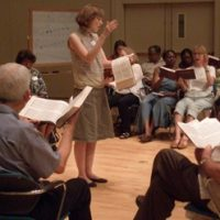 Sacred Harp Singing School and Community Singing/Potluck Luncheon