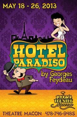 """""""Hotel Paradiso"""""""